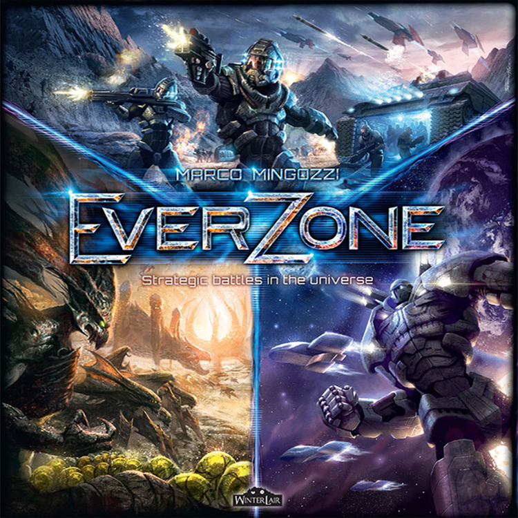 EverZone: Strategic Battles in the Universe - obrázek