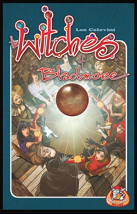 Witches of Blackmore, The - obrázek