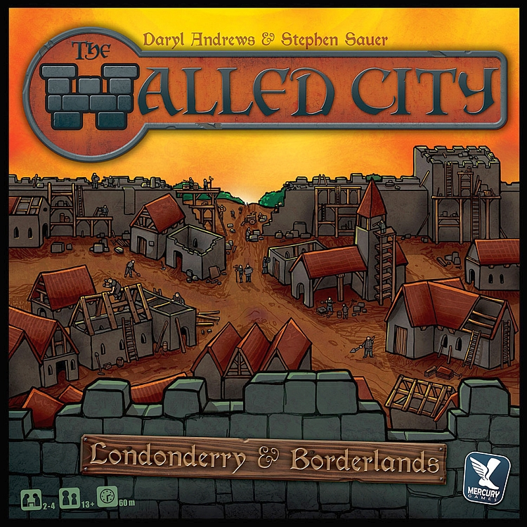 Walled City, The: Londonderry & Borderlands - obrázek