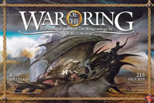 War of the Ring (first edition)!
