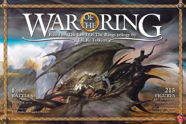 War of the Ring (first edition) - obrázek