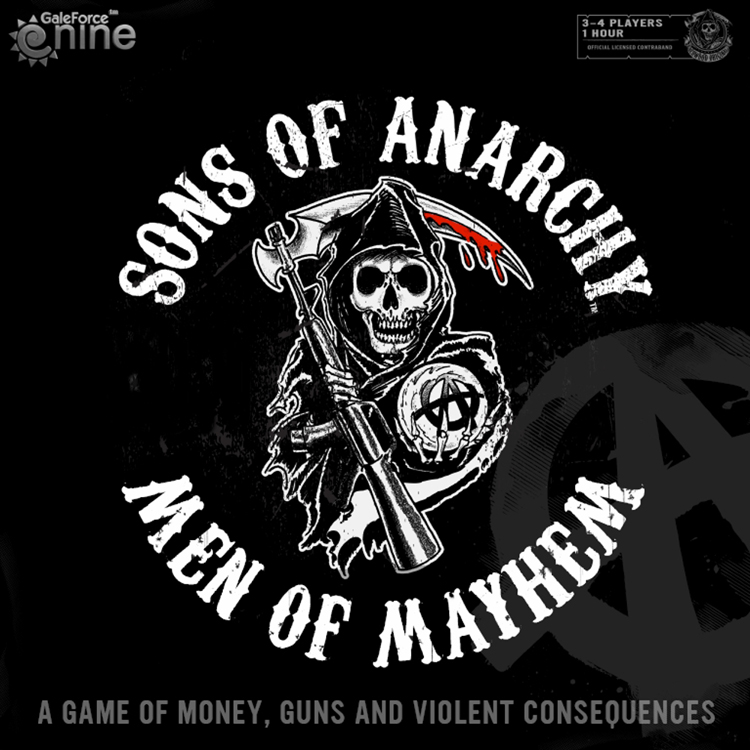 Sons of Anarchy: Men of Mayhem - obrázek