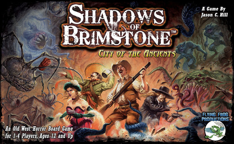 Shadows of Brimstone: City of the Ancients - obrázek