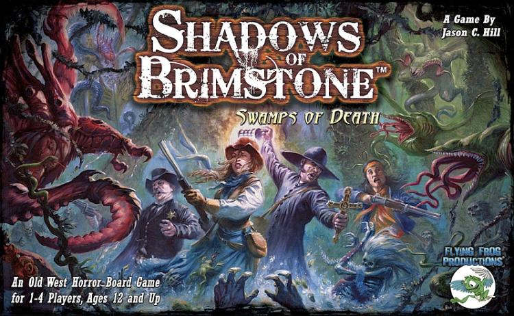 Shadows of Brimstone: Swamps of Death - obrázek