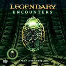 Prodám Legendary Encounters Aliens
