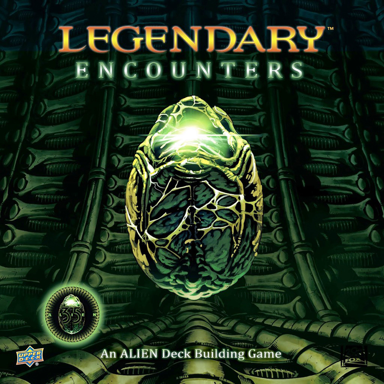 Legendary Encounters: An Alien Deck Building Game - obrázek
