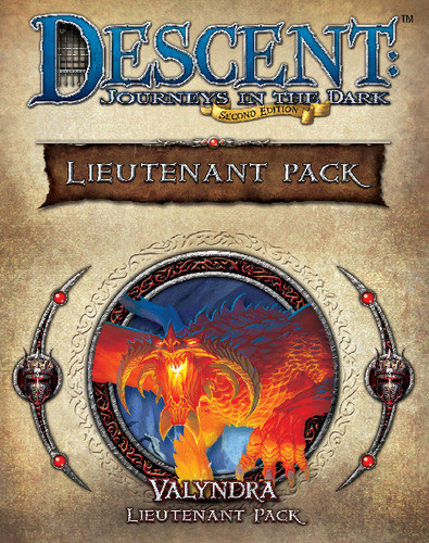 Descent: Journeys in the Dark (Second Edition) – Valyndra - obrázek