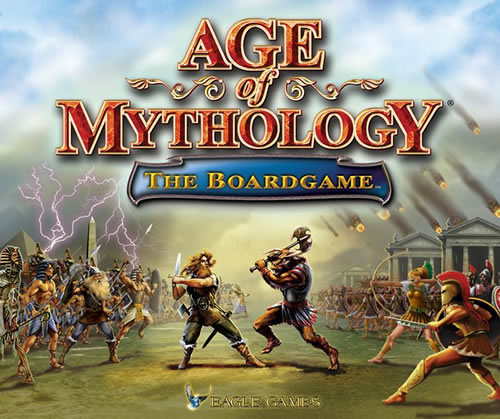 Age of Mythology: The Boardgame - obrázek