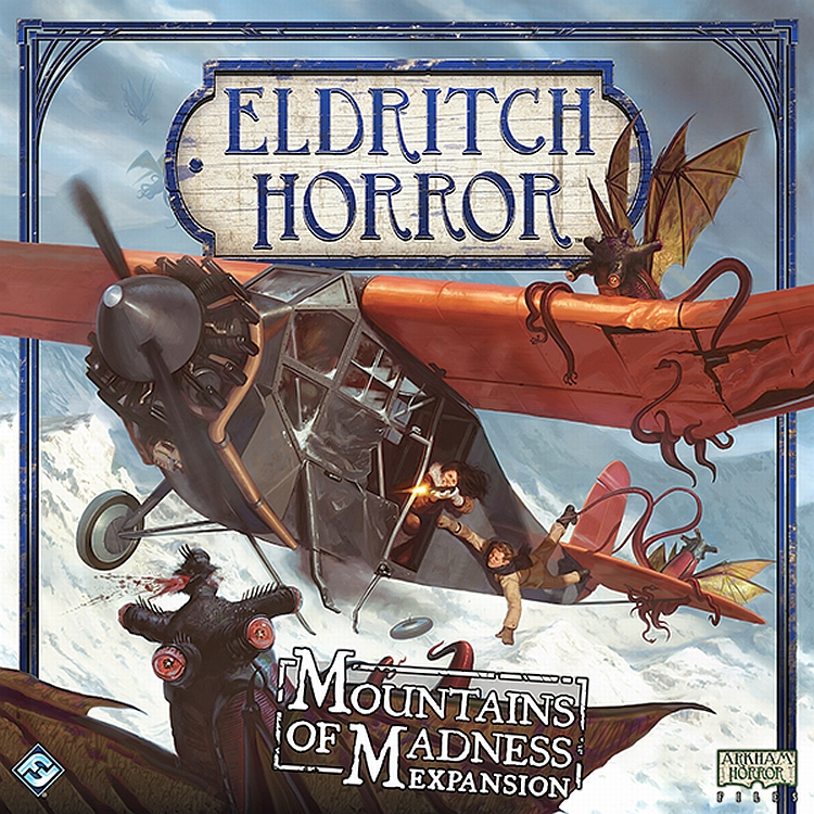 Eldritch Horror: Mountains of Madness - obrázek