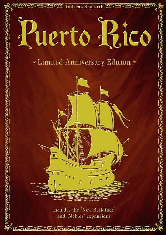 Puerto Rico: Limited Anniversary Edition - obrázek