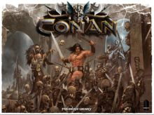 Conan KS King Pledge + KS add-ony