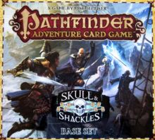Pathfinder ACG: Skull and Shackles KOMPLET