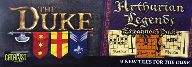 Duke, The: Arthurian Legends Expansion - obrázek