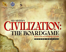 Sid Meier's Civilization: The Boardgame (nesehnate