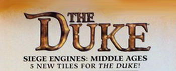 Duke, The: Middle Ages Siege Engines Expansion - obrázek