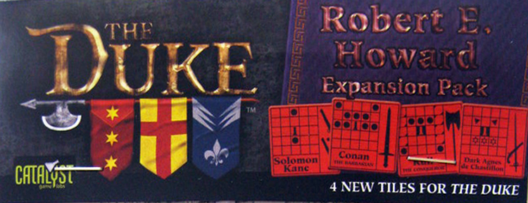 Duke, The: Robert E. Howard Expansion - obrázek