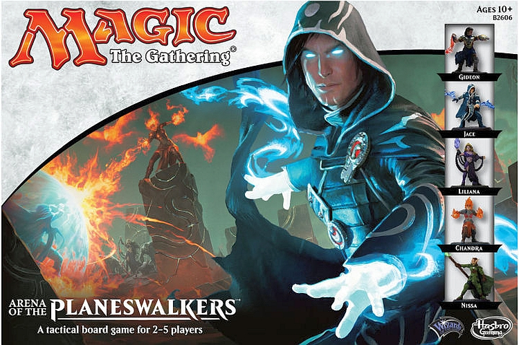 Magic The Gathering: Arena of the Planeswalkers - obrázek