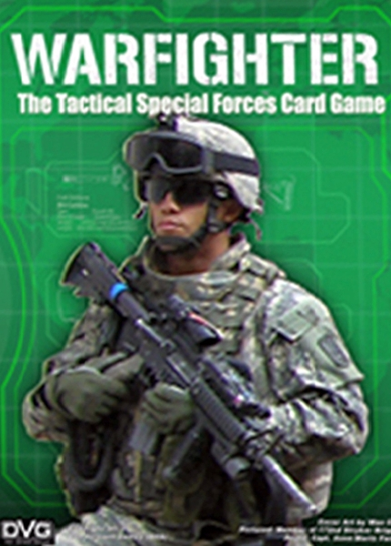 Warfighter: The Tactical Special Forces Card Game - obrázek