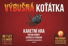 Exploding kittens NSFW Edition - ve fólii