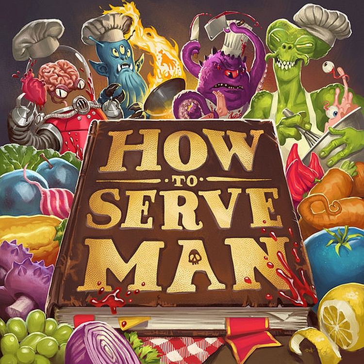How To Serve Man - obrázek