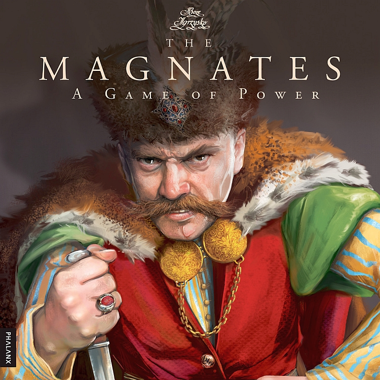 Magnates, The: A Game of Power - obrázek