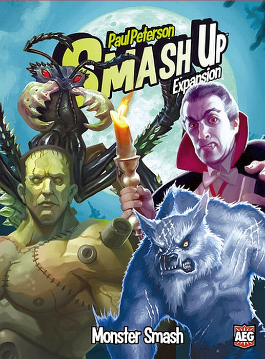 Smash Up: Monster Smash - obrázek