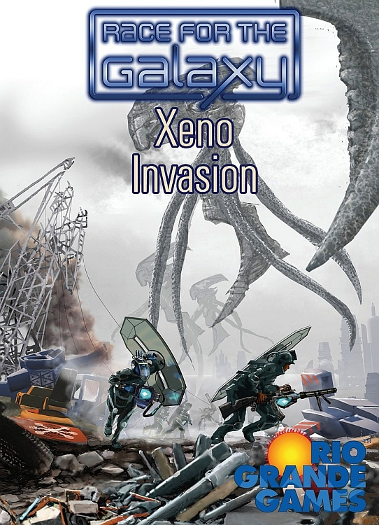 Race for the Galaxy: Xeno Invasion - obrázek