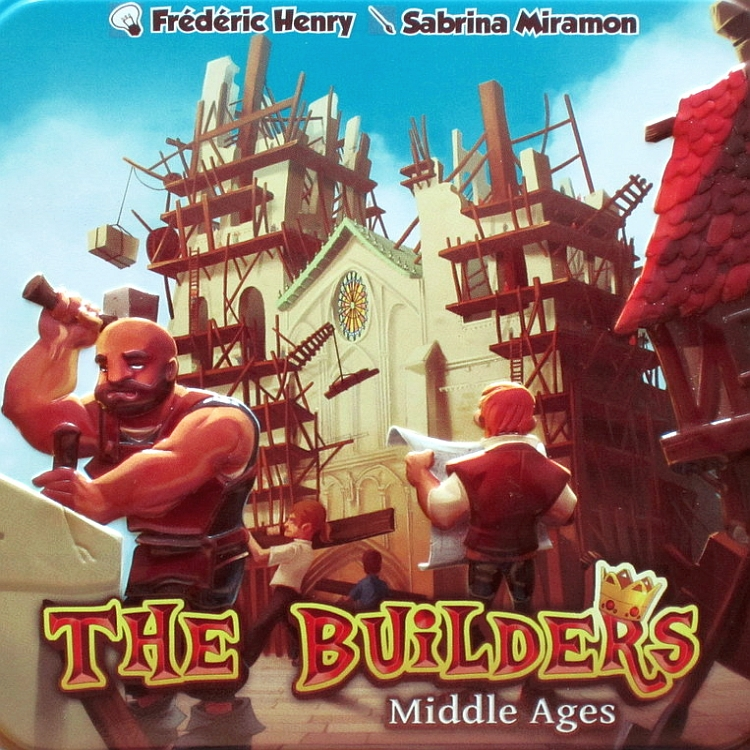 Builders, The: Middle Ages - obrázek