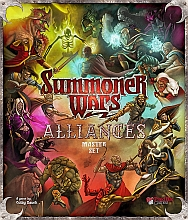 Summoner Wars Alliances Master Set + 2 Expansions