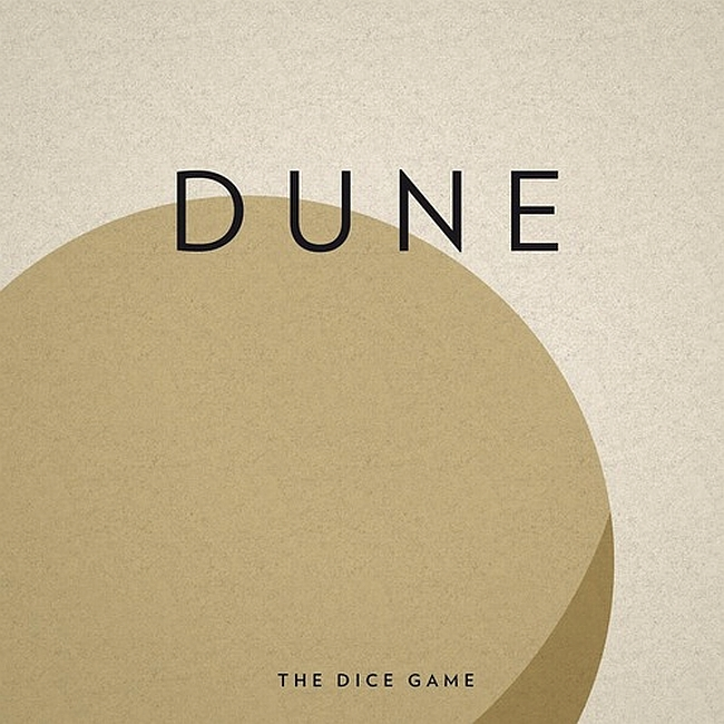 Dune: The Dice Game - obrázek