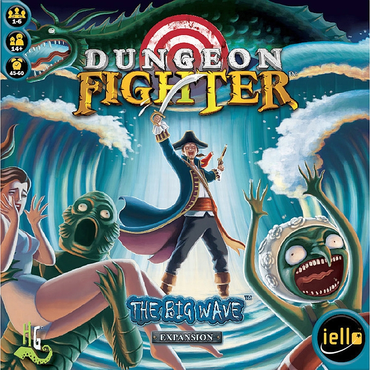 Dungeon Fighter: The Big Wave - obrázek