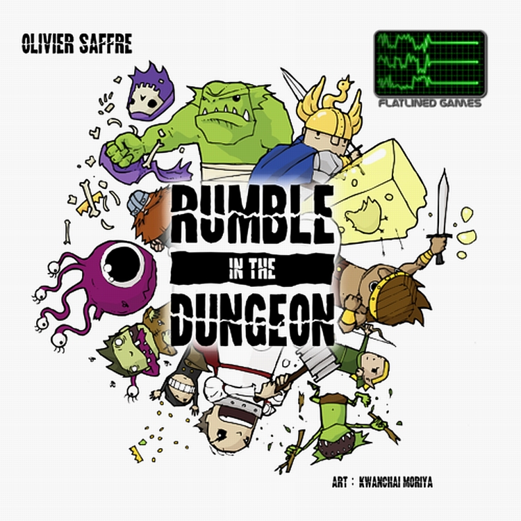 Rumble in the Dungeon - obrázek