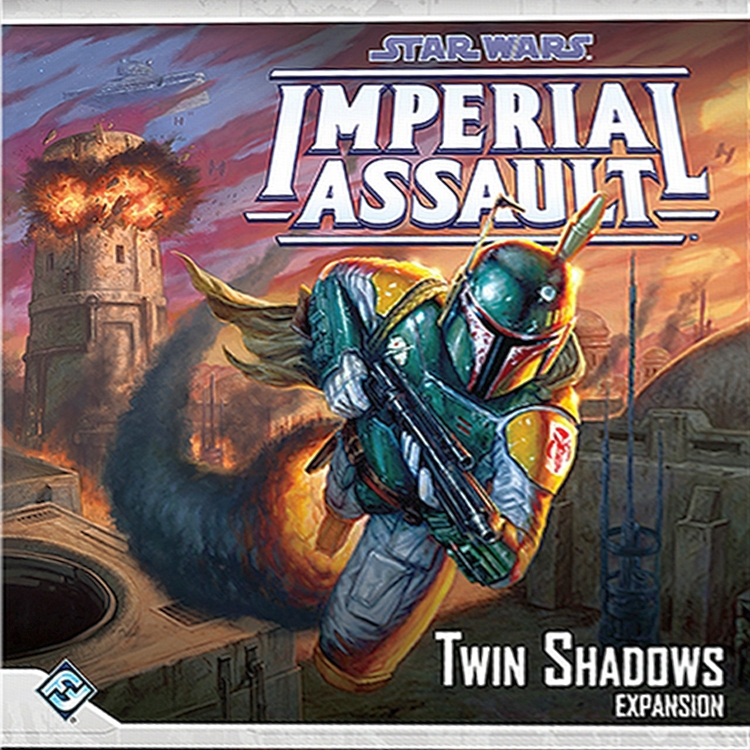Star Wars: Imperial Assault – Twin Shadows - obrázek
