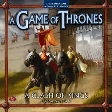 A Game of Thrones: A Clash of Kings - obrázek