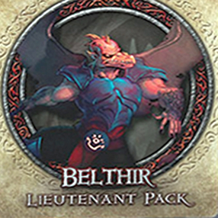 Descent: Journeys in the Dark (Second Edition) – Belthir Lieutenant Pack - obrázek