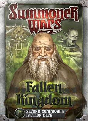 Summoner Wars: Fallen Kingdom – Second Summoner - obrázek