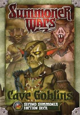 Summoner Wars: Cave Goblins – Second Summoner - obrázek