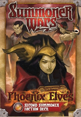 Summoner Wars: Phoenix Elves – Second Summoner - obrázek