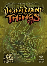 Ancient Terrible Things+Lost Charter/Kick.Ed.