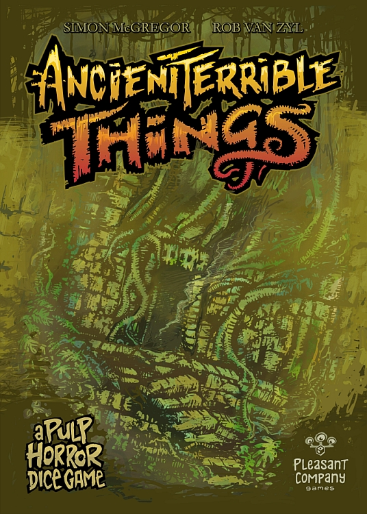 Ancient Terrible Things - obrázek