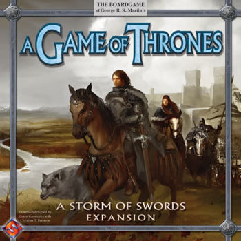 Game of Thrones: A Storm of Swords, A  - obrázek