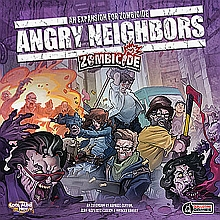 Prodám Zombicide S3 KS Rue Morg+Angry Neighb +sety