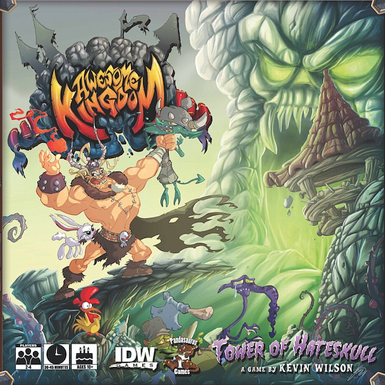 Awesome Kingdom: Tower of Hateskull - obrázek