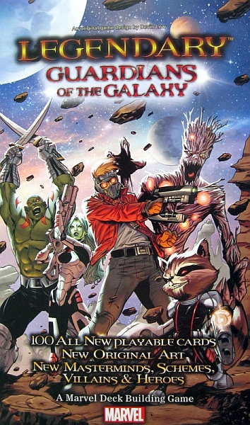 Legendary: Guardians of the Galaxy - obrázek