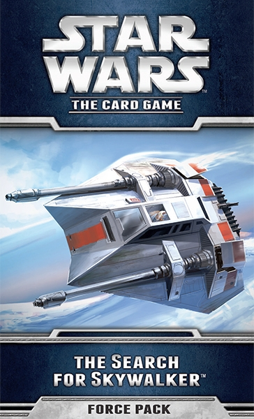 Star Wars: The Card Game - The Search For Skywalker - obrázek