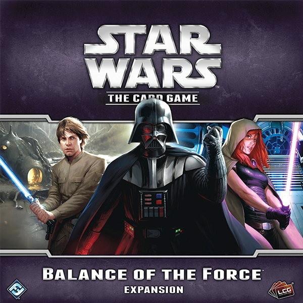 Star Wars: The Card Game - Balance Of The Force - obrázek