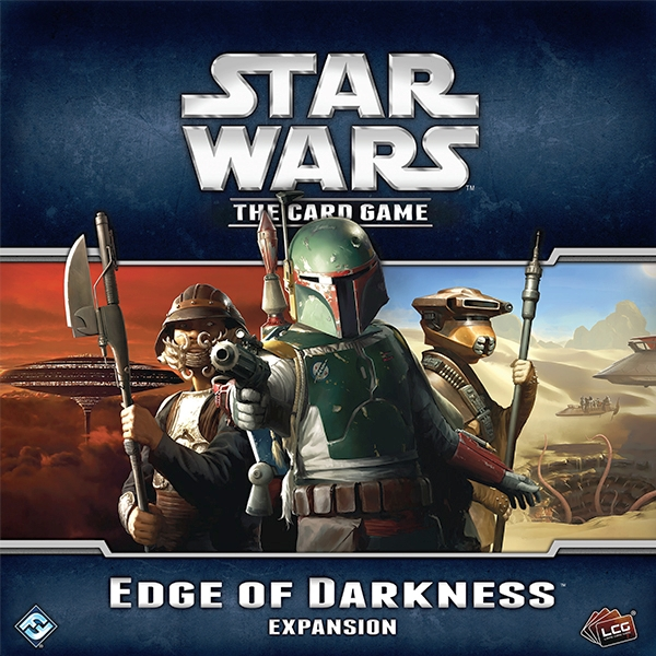 Star Wars: The Card Game - Edge Of Darkness - obrázek