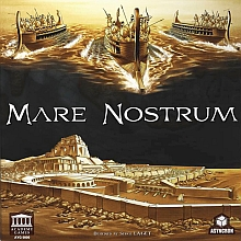 Mare Nostrum: Empires + Atlas KS edice