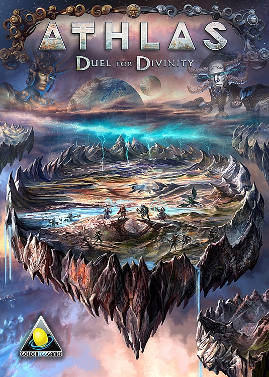 Athlas: Duel for Divinity - obrázek