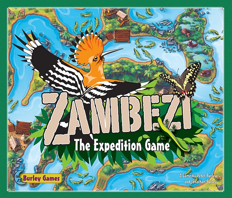 Zambezi: The Expedition Game - obrázek